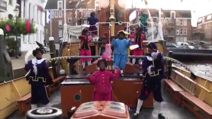 Het wordt weer een feestje - Piet Direction Sinterklaashit 2013