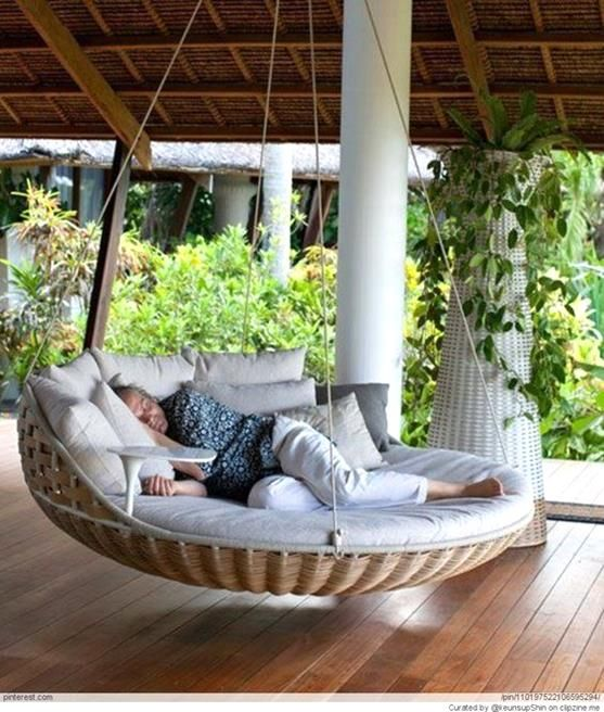 Best Home Decor Ideas | Dream House | Pinterest | Porch Bed, Outdoor Porch  Bed And Home