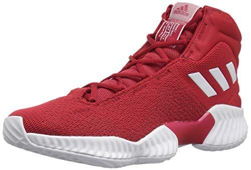 the latest a54f5 6b41f adidas Originals Mens Pro Bounce 2018 Basketball Shoe