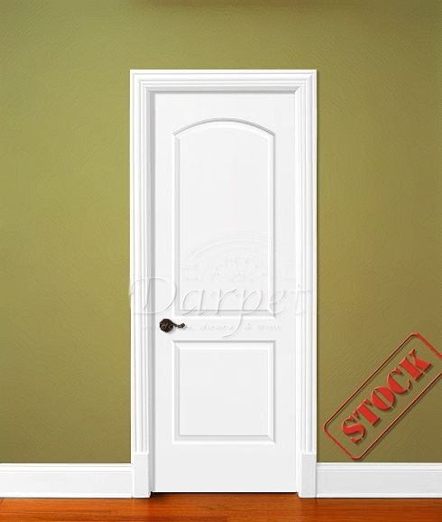 2 Panel Arch Hollow Core Caiman 6 8 Darpet Interior Doors For Chicago Builders Http Darpet