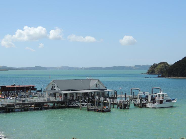 Paihia -Bay of Islands - New Zealand