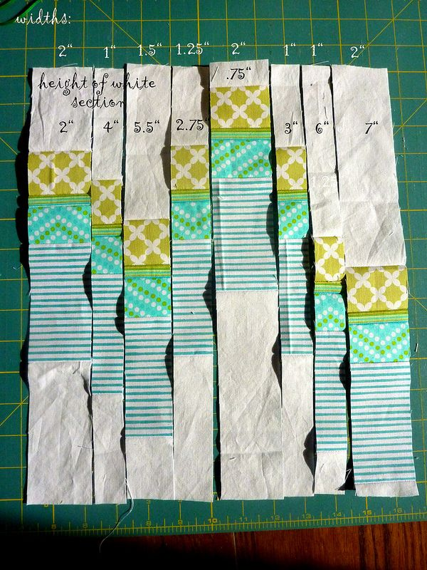 Welcome to the first block of the Something New Sampler! You can find more information in our flickr group and in the introduction post. Sew along with us for a chance to win prizes!I'm Amy and I'll be showing you how to make this great modern bargello block. Most modern quilters dislike bargello quilts; I...Read More »