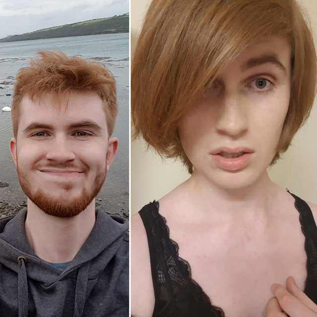 Pin On Transformation Beauty Knows No Gender