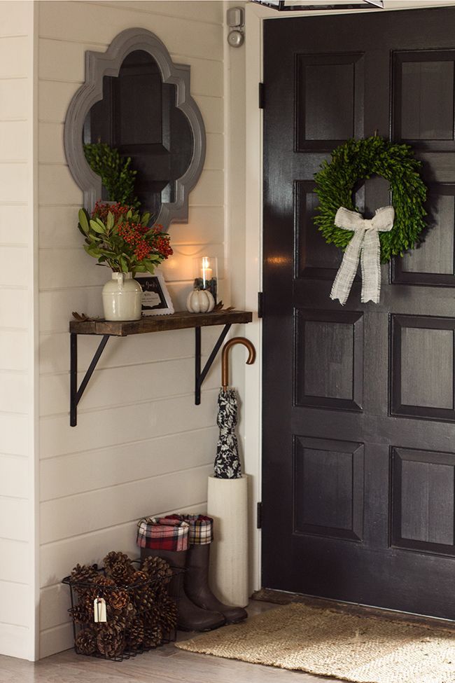 Foyer Door Decor : Best images about entryway ideas on pinterest