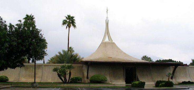 St. Theresa Parish Church :: Palm Springs