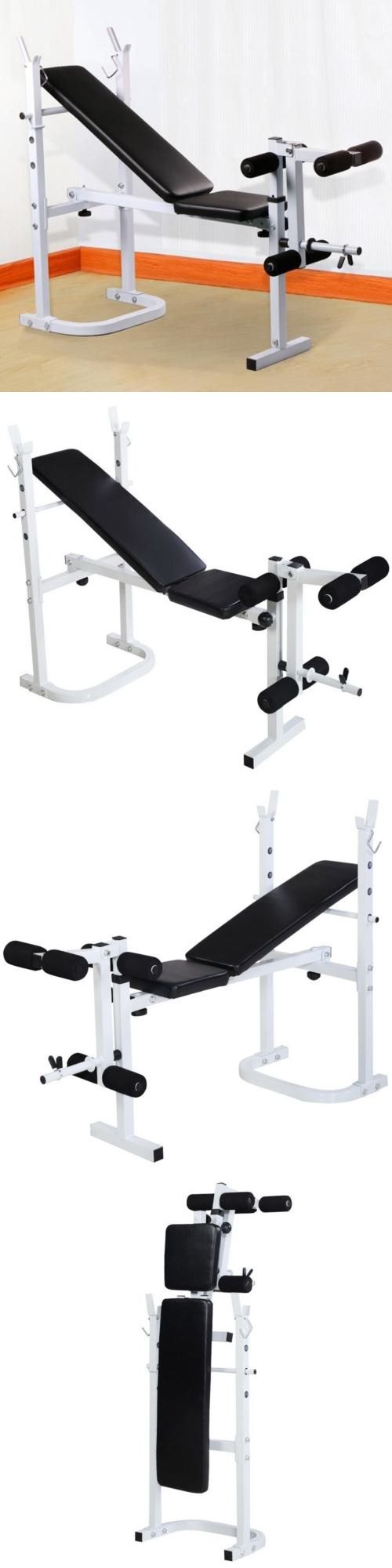 Benches 15281: Adjustable Weight Lifting Multi-Function Bench Fitness Exercise Strength Workout -> BUY IT NOW ONLY: $63.99 on eBay!