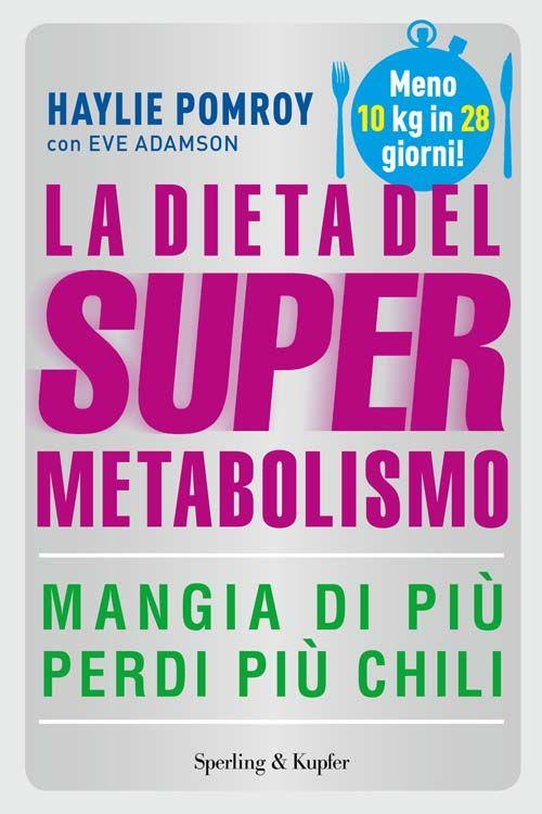 La dieta del momento: per dimagrire non serve lottare contro il cibo ma basta averlo come alleato per riattivare il metabolismo. Questo libro spiega come.