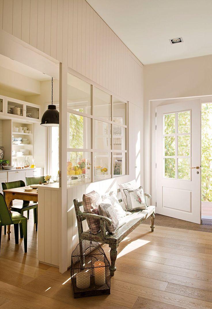 Interior Windows Between Rooms Wall Interior Door With Glass Panel