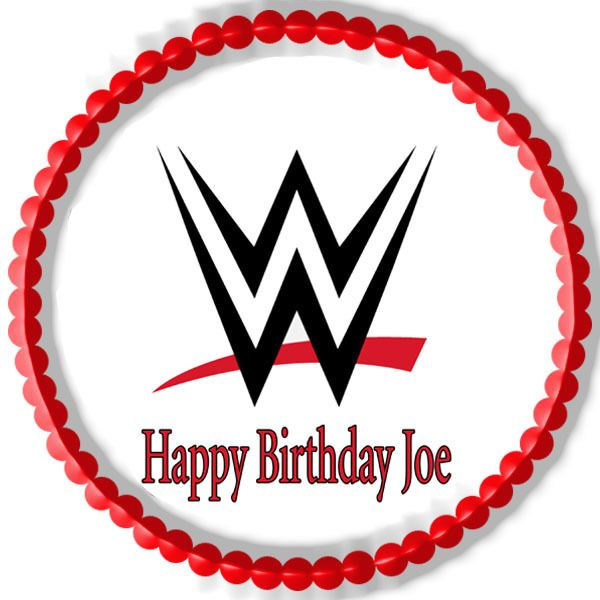 Edible Cake Images Wwe : 1000+ ideas about Wrestling Birthday Cakes on Pinterest ...