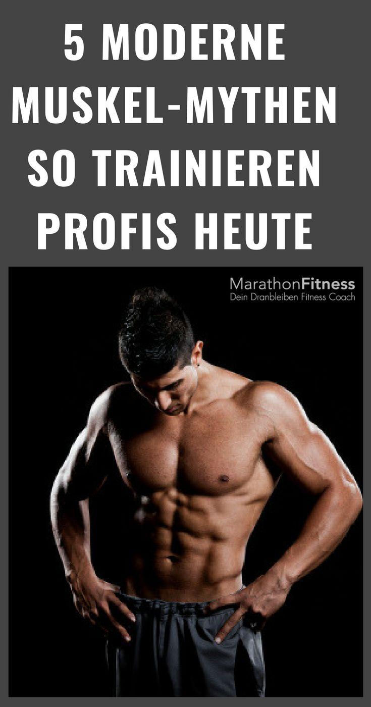 5 moderne Muskelaufbau-Mythen: So trainieren Profis heute – Mark Maslow – MarathonFitness