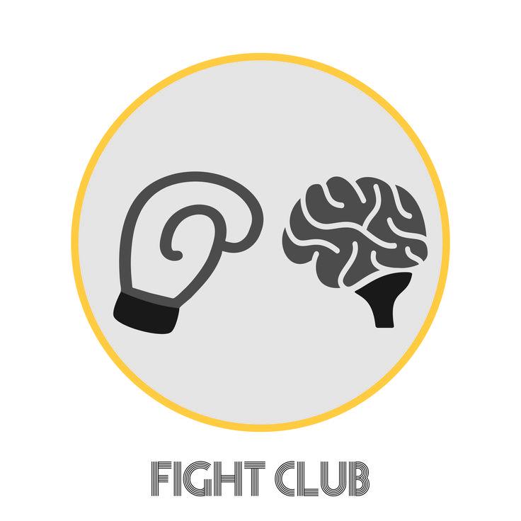 #fightclub #brain #boxing_glove