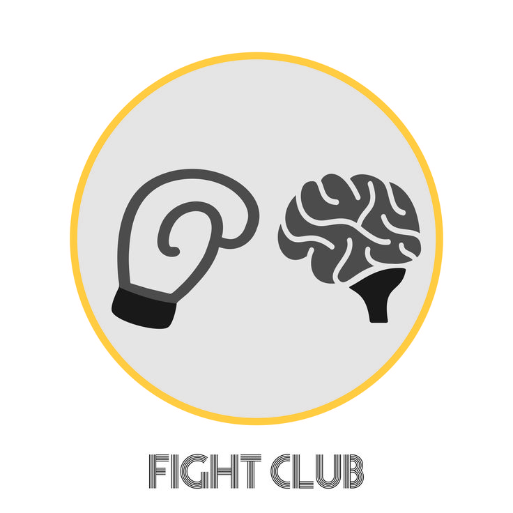 #fightclub #brain #boxing_glove