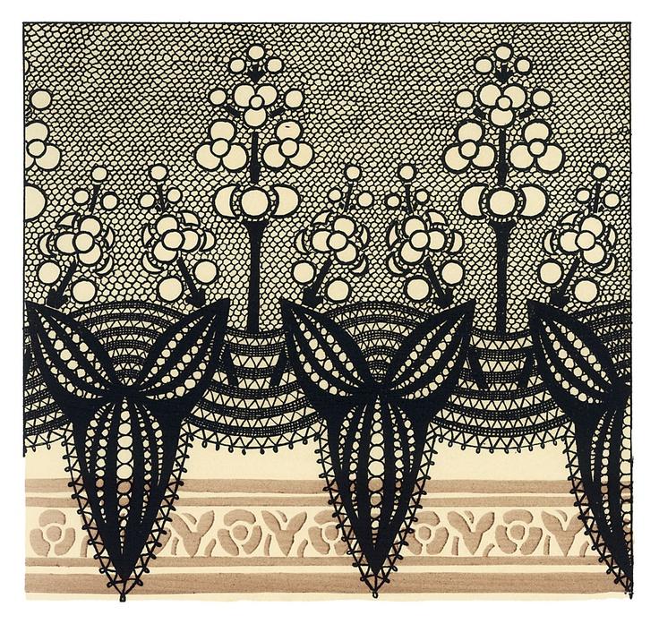 128 best art nouveau and art deco textile design - Art deco and art nouveau ...