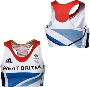 Adidas London 2012 Team GB Crop Top for Ladies: Adidas London 2012 Ladies Team GB Crop Top Womens Size 12 Whether out for… #WrekinSportswear