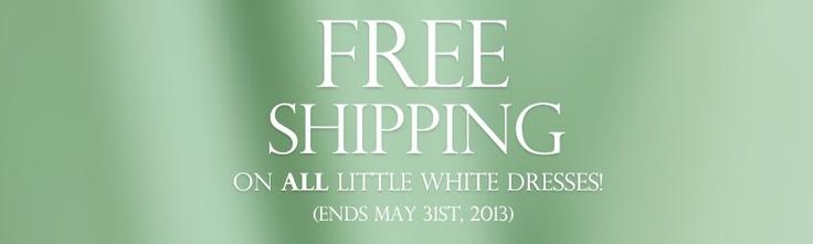 Little White Dress | ForHerandForhim.com