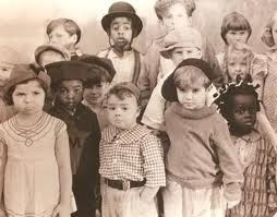 The Little Rascals were a big part of my childhood. Every Sunday morning before church on the Charlotte TV station, Fred Kirby had a show, and they always showed the little rascals.. Yum Yum eat um up.. And how!
