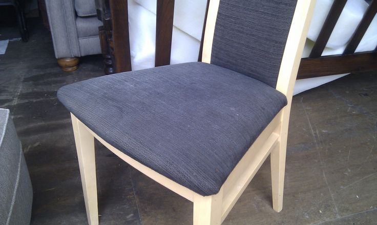 dining chair reupholstery cost