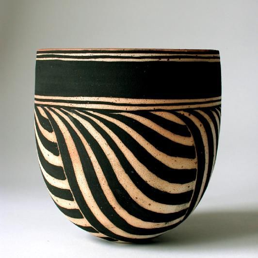 Ceramic bowl by Beate Andersen                                                                                                                                                                                 Plus