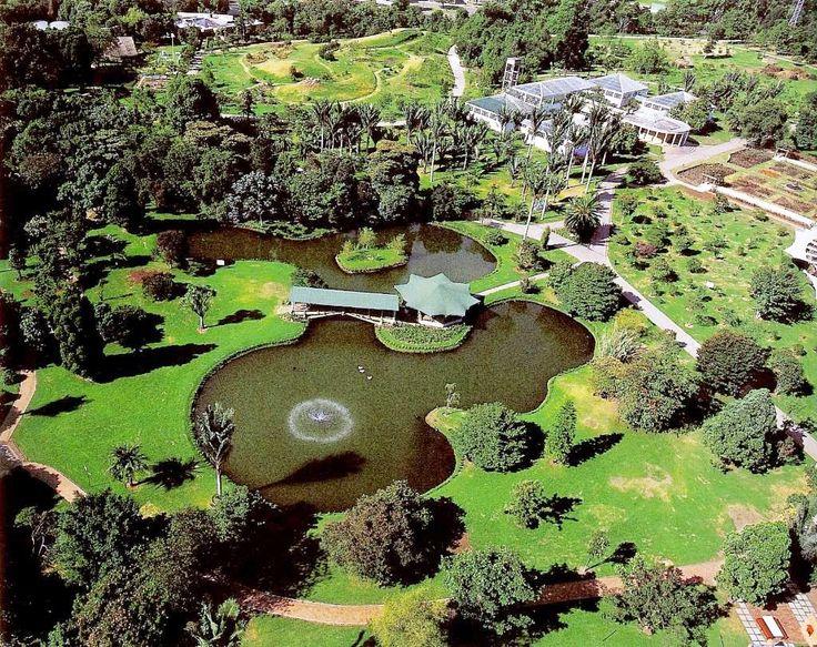 El lado verde de la metrópoli colombiana.   Detrás del ladrillo y el pavimento es posible disfrutar del paisaje verde que ofrece Bogotá. Diferentes parques y jardines en el interior de la capital logran darle un ambiente diferente a la ciudad y un aire fresco a sus habitantes.