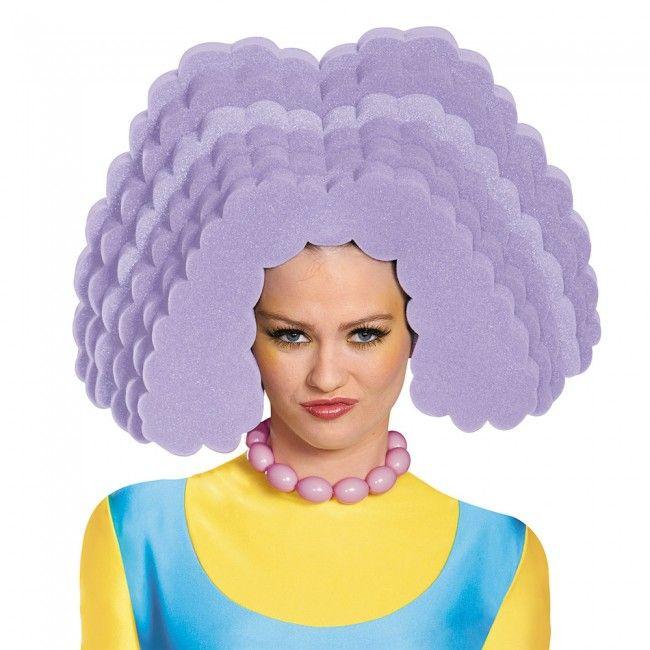 Selma Foam Wig