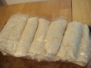 Vegan Freezer Exchange: Vegan Breakfast Burritos for 24 (1 bowl and 1 skillet)