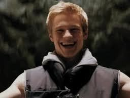 Lucas Till As Havok (X-Men First Class)