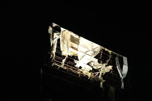 """""""Waste"""" Chennai India 2008"""