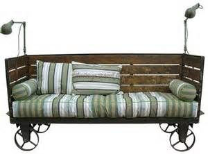 industrial couch - Yahoo Image Search Results