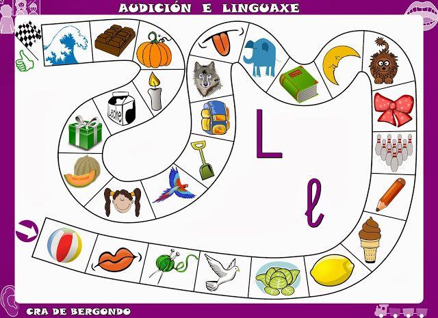 Ocas fonéticas : L, D, R fuerte y S
