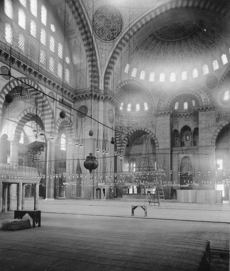 Süleymaniye Camii 1900'ler