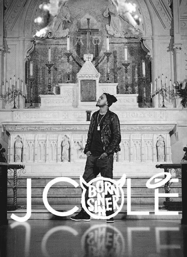 J COLE. Born sinner