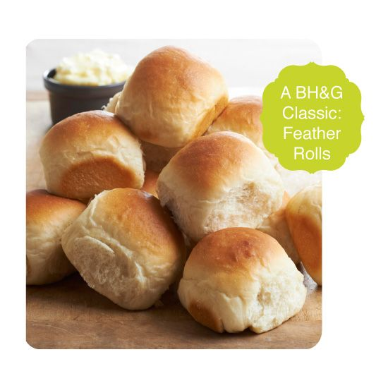 Feather Light Rolls Recipes — Dishmaps