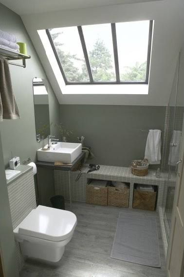 26 best Salle de bain images on Pinterest Bathroom, Showers and Angles