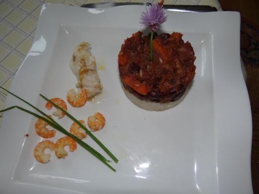 Recette de Chili Concarneau ( haricots rouges au poisson )