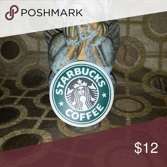 Starbucks laptop logo Starbucks Laptop Logo, Cell Phone, your Yeti Cooler, Hard Hat, Locker, Notebook or even crafts! Starbucks Accessories