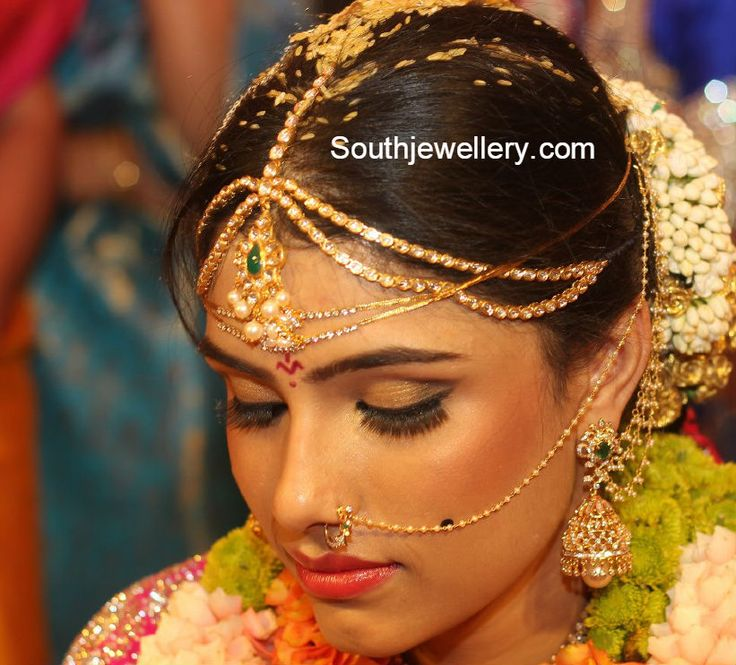 indian bride necklace - Google Search