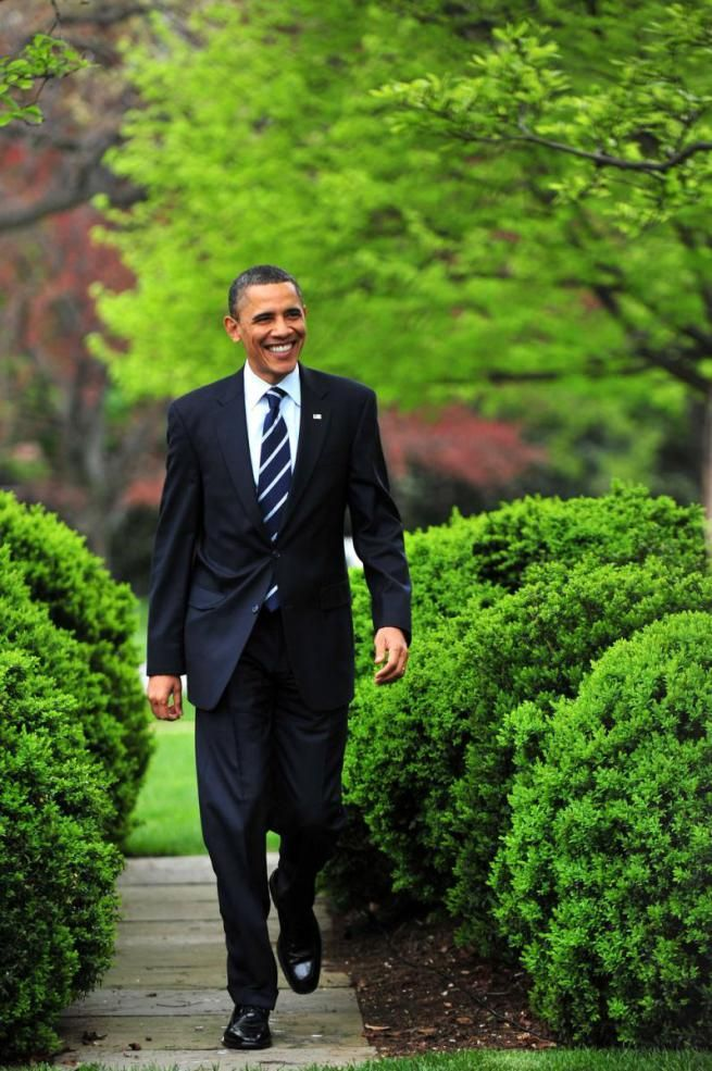 Barack Obama 44th President of the United States. 45th could never ever reach the intelligence of this great man. His kindness and compassion knew no bounds. Thank you President Obama for your dedication and service to this ungrateful country.