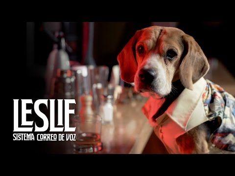 Colectro - Leslie, Sistema correo de voz feat Tostao (Videoclip oficial)
