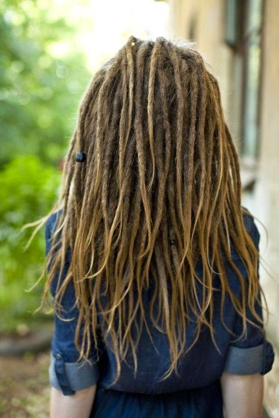 Filzlausfrisur: Mission Dreadlocks - Etappe 2 - Extensions dreaden