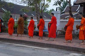 Leave Only Footprints: Laos