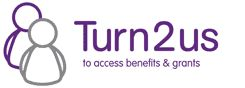 Turn2us is a charitable service which helps people access the money available to them – through welfare benefits, grants and other help. www.turn2us.org.uk