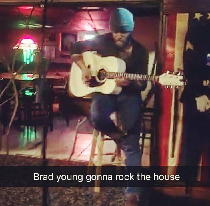 Bradley..January 1, 2018 Playing at Lobello's Pub in Huffman, Texas