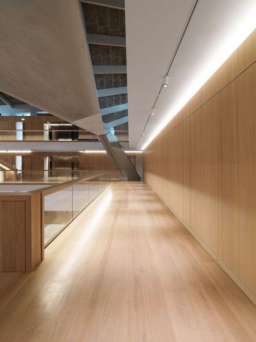 Design Museum - Dinesen Oak