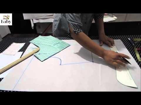 Manga Cigana - Faby Corte e Costura - YouTube