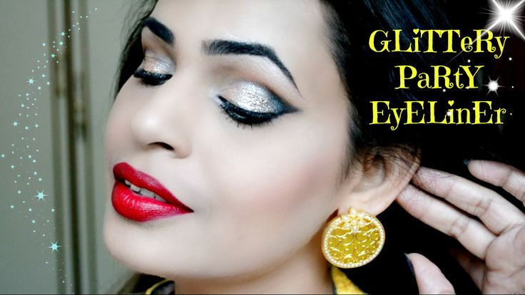✨✨✨✨✨✨✨✨✨✨✨  Hi My Beauties,  Sooooooo here's a very SLEEK, EDGY, GLITTERY, READY TO PARTY EYELINER look for u girls.....  Hope U like it....   http://youtu.be/aUu08EnoEG8    Help me reach the world  By LIKING SHARING ✅ And SUBSCRIBING ✔️    And UNTILL NEXT TIME ❤️U ALL ❌⭕️❌⭕️  For any other details mail me at damselshine@gmail.com   ✨✨✨✨✨✨✨✨✨✨✨