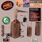Moonshine Still for Sale - 100 Gallon Copper Electric Still