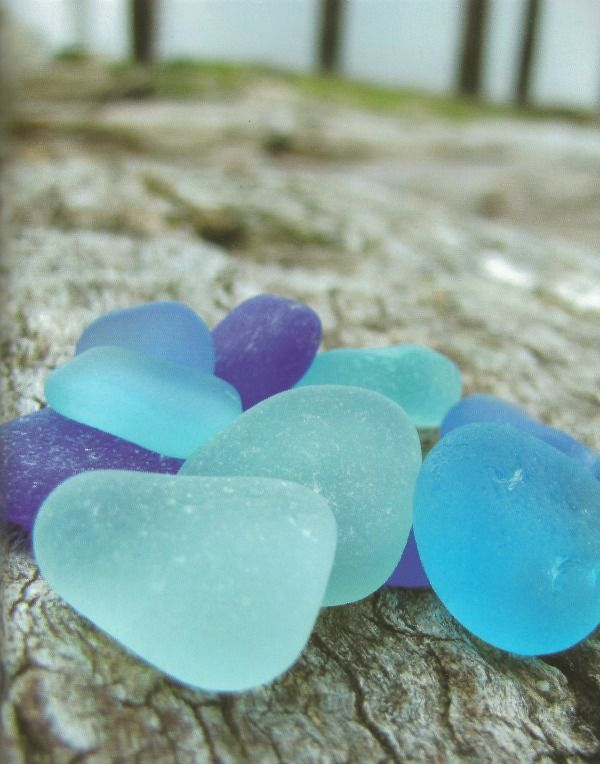 Sea Glass - Learn how to make your own Sea Glass Jewelry!