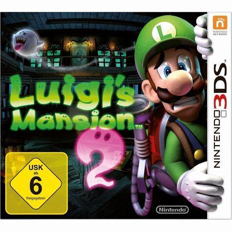 Luigis´s Mansion 2 Nintendo 3DS