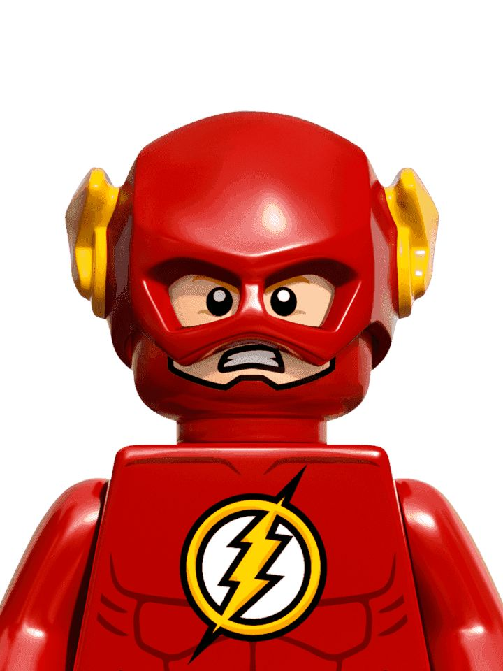 The Flash - Characters - DC Comics Super Heroes LEGO.com