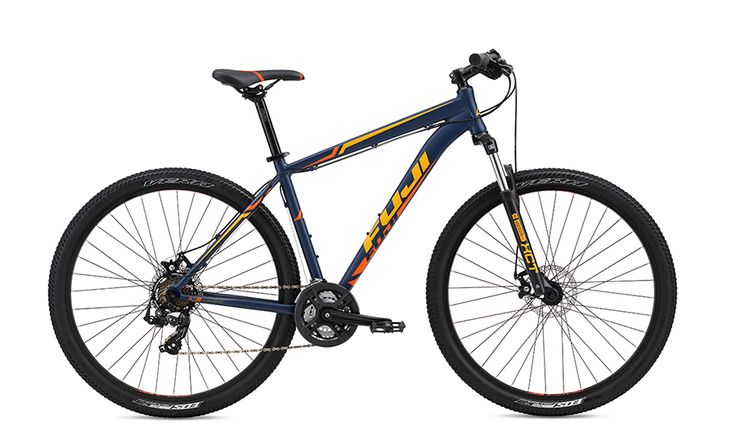 Fuji Bikes   MOUNTAIN   SPORT   NEVADA 29 1.9